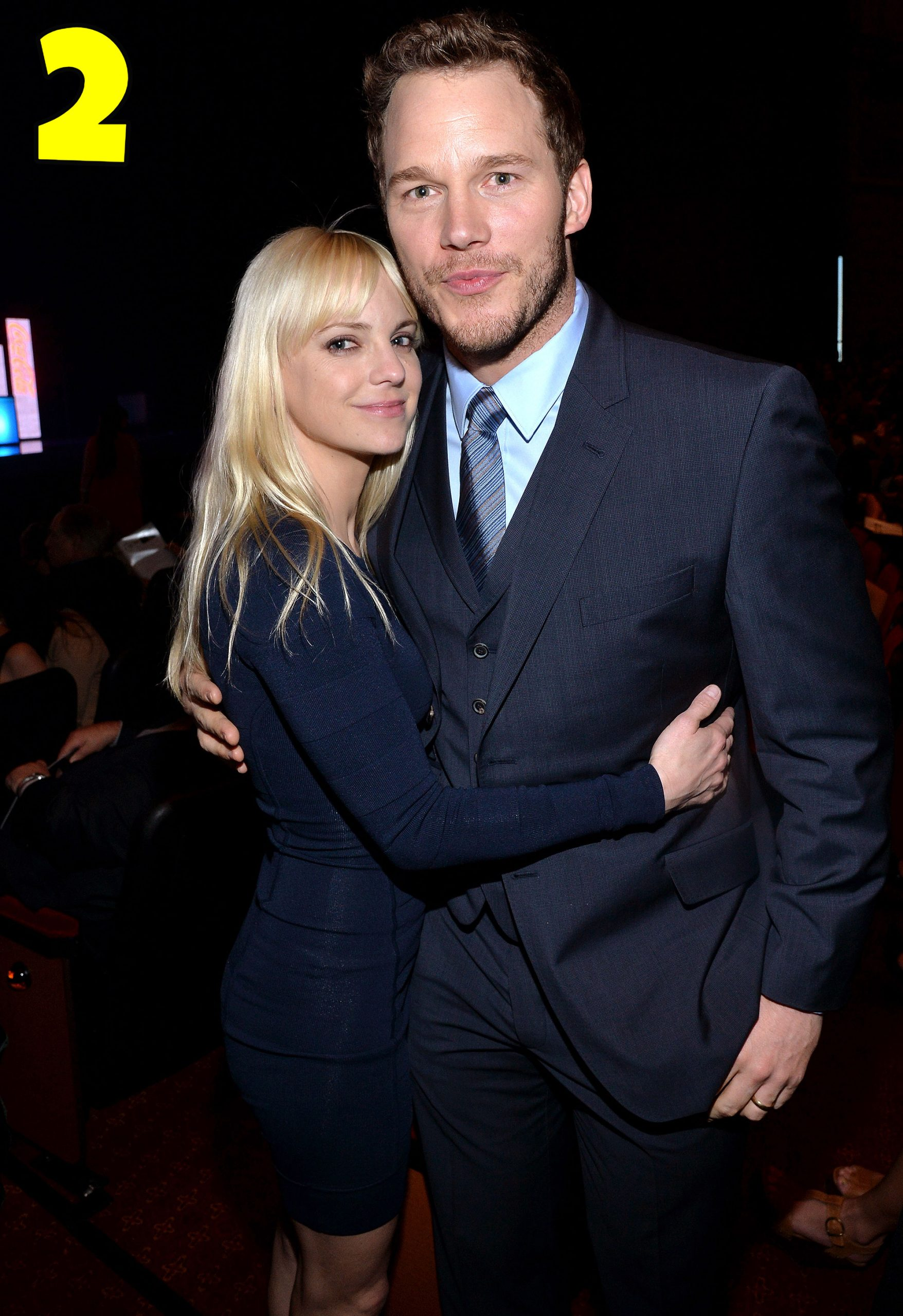 Chris Pratt and Anna Faris Dating