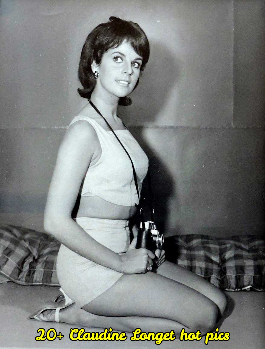 Claudine Longet sexy photo