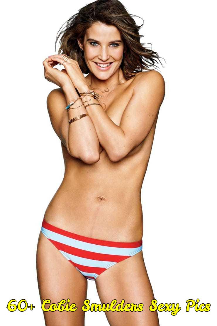 Cobie Smulders sexy pics