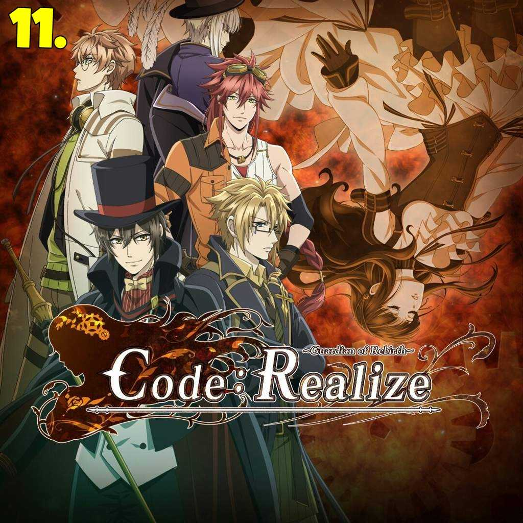 Code Realize - Guardian of Rebirth
