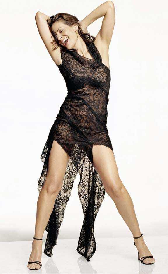 Constance Marie hot