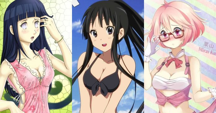 Cutest Anime Characters of All Time