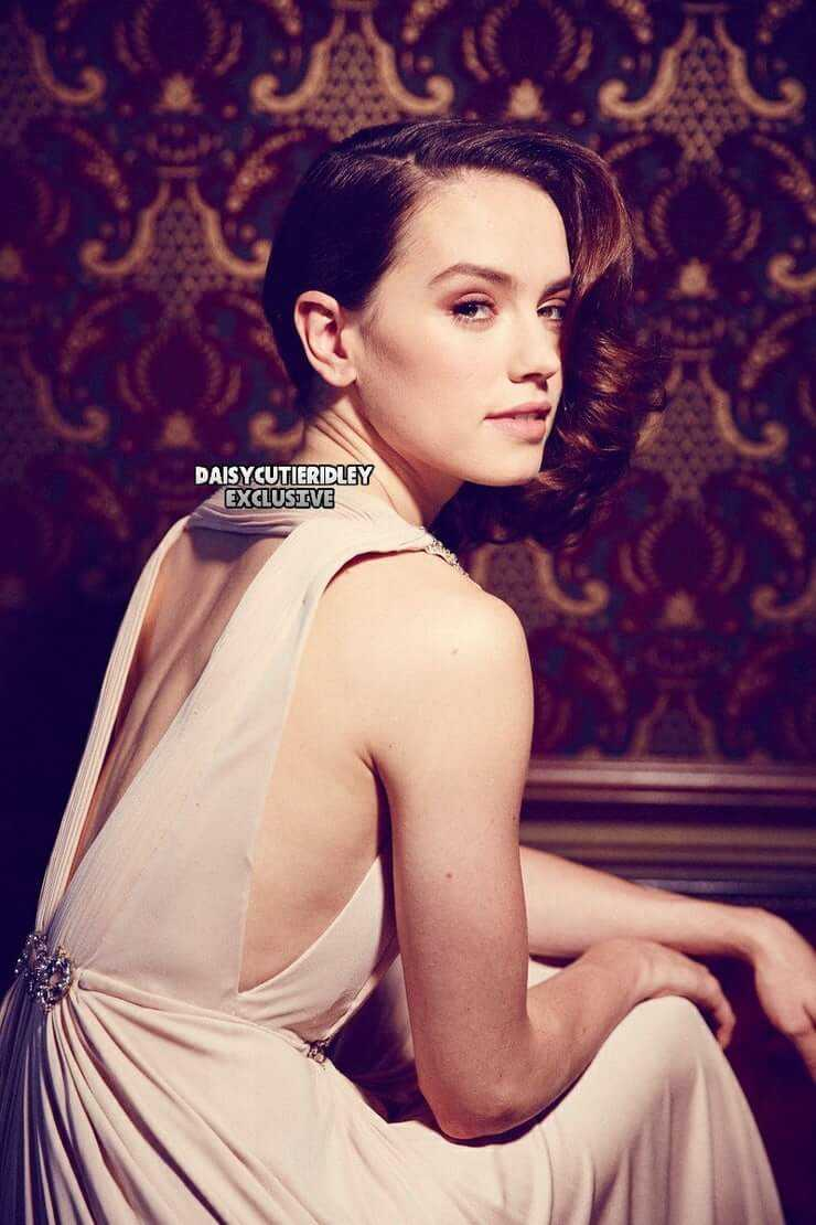 Daisy Ridley back