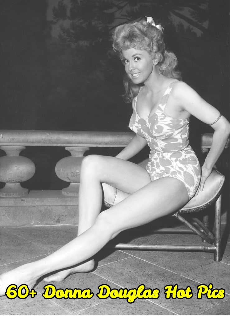 Donna Douglas hot pics