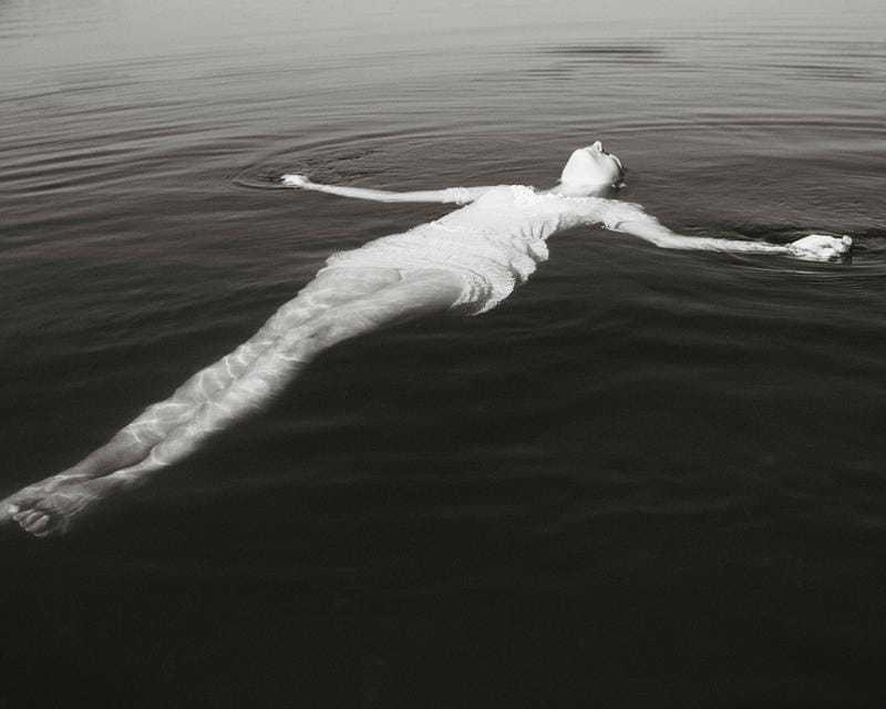 Dree Hemingway swimsuit