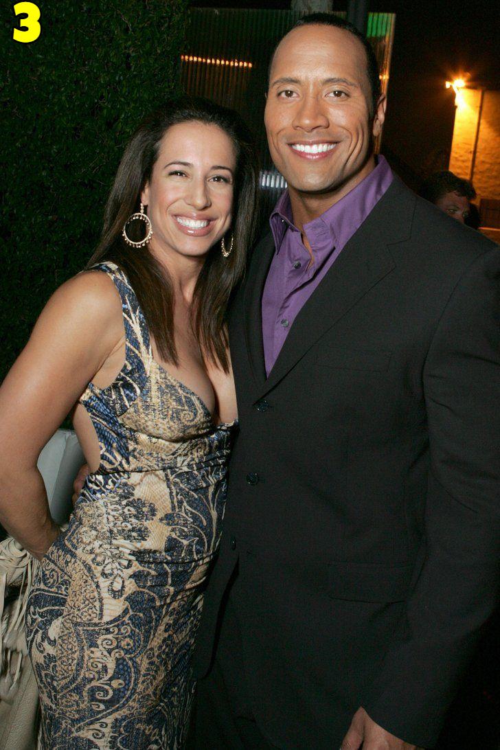 Dwayne Johnson And Dany Garcia Dating