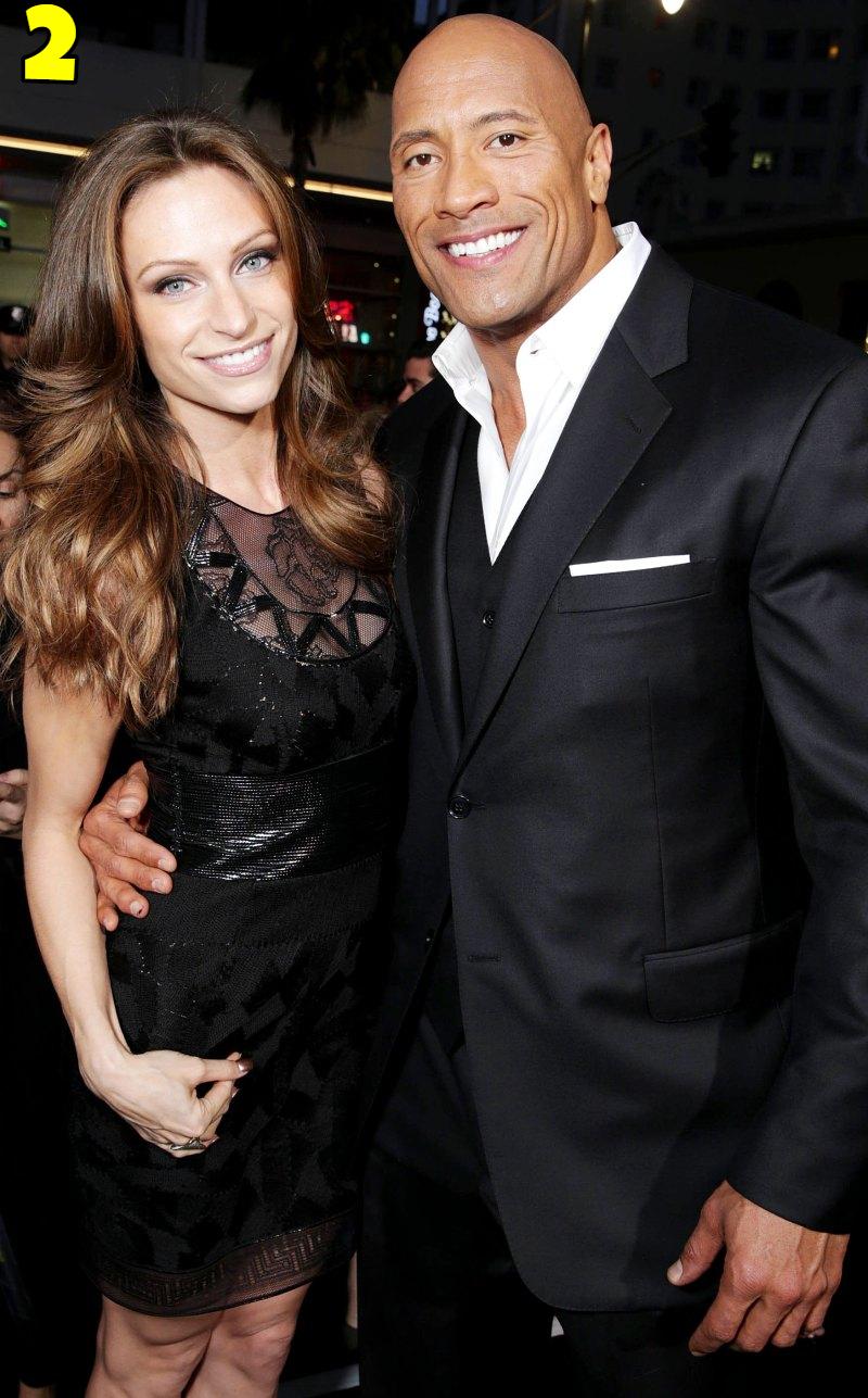 Dwayne Johnson And Lauren Hashian Dating