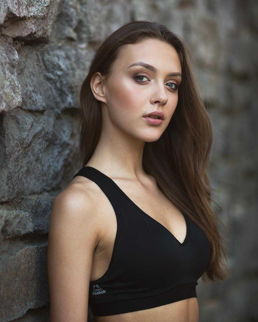 Ekaterina Poistogova hot look