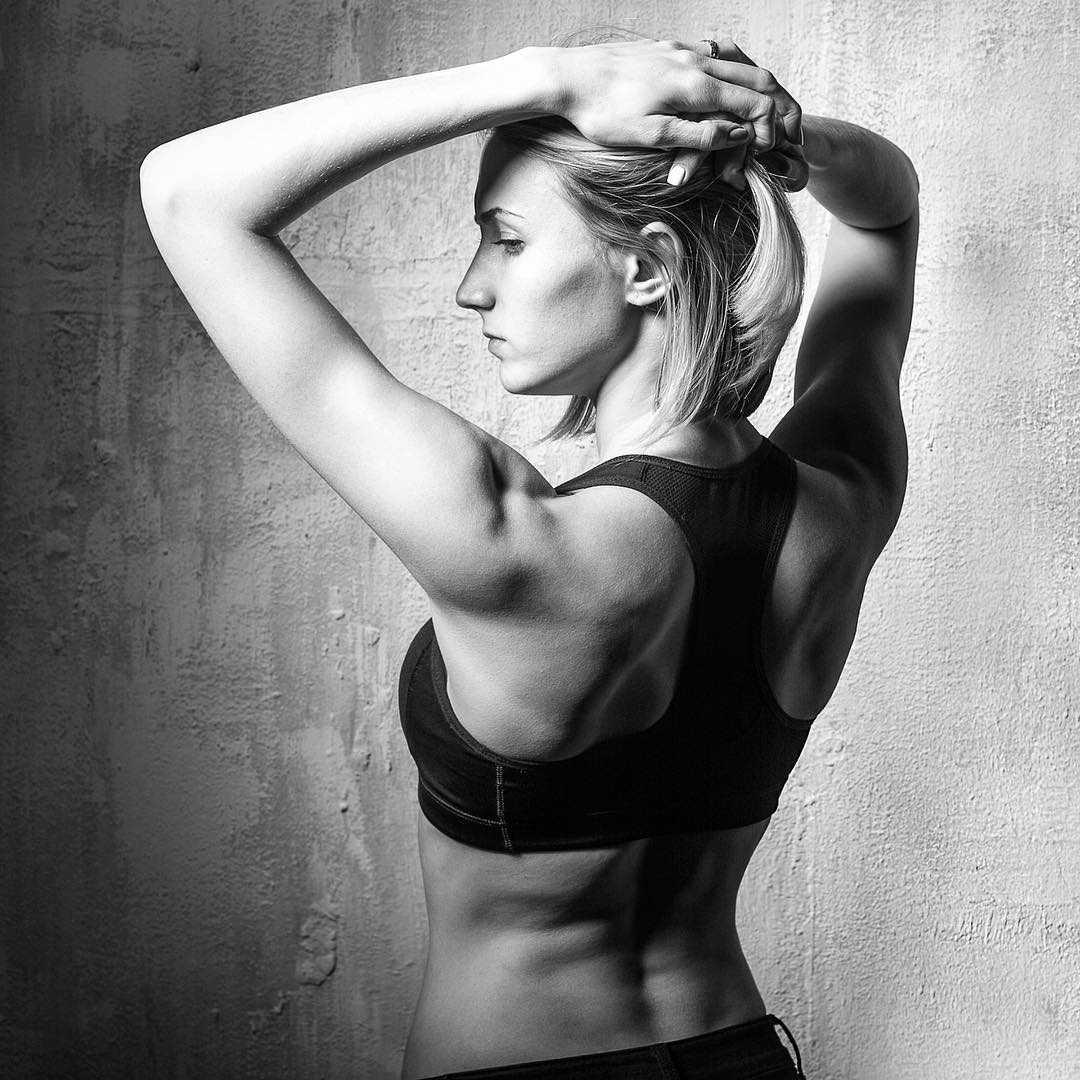 Ekaterina Poistogova hot photo