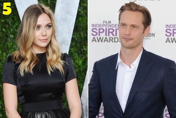 Elizabeth Olsen And Alexander Skarsgard Dating