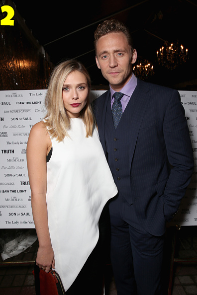 Elizabeth Olsen And Tom Hiddleston Dating