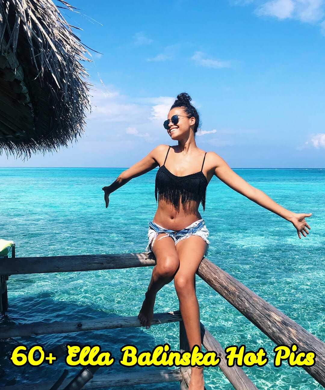 Ella Balinska hot pics