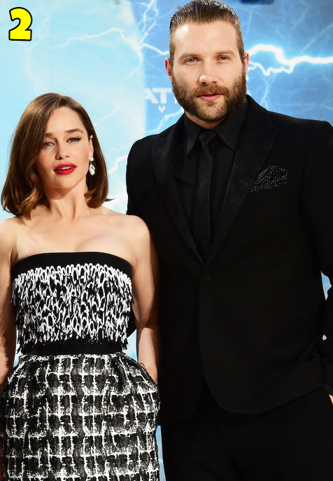 Emilia-Clarke-And-Jai-Courtney-Dating