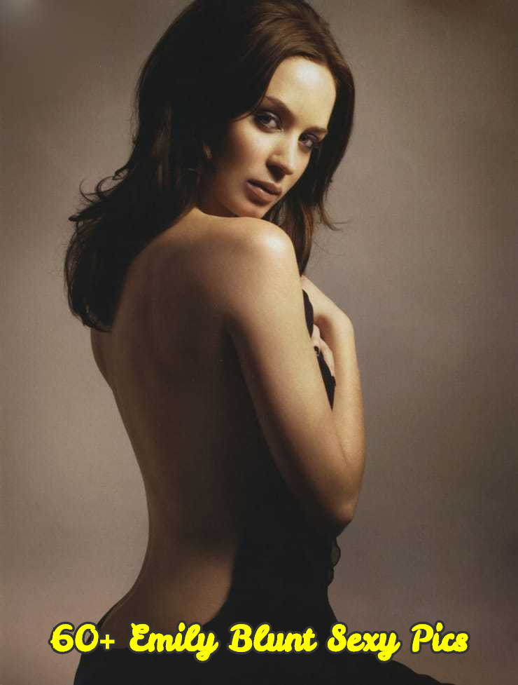 Emily Blunt sexy pics