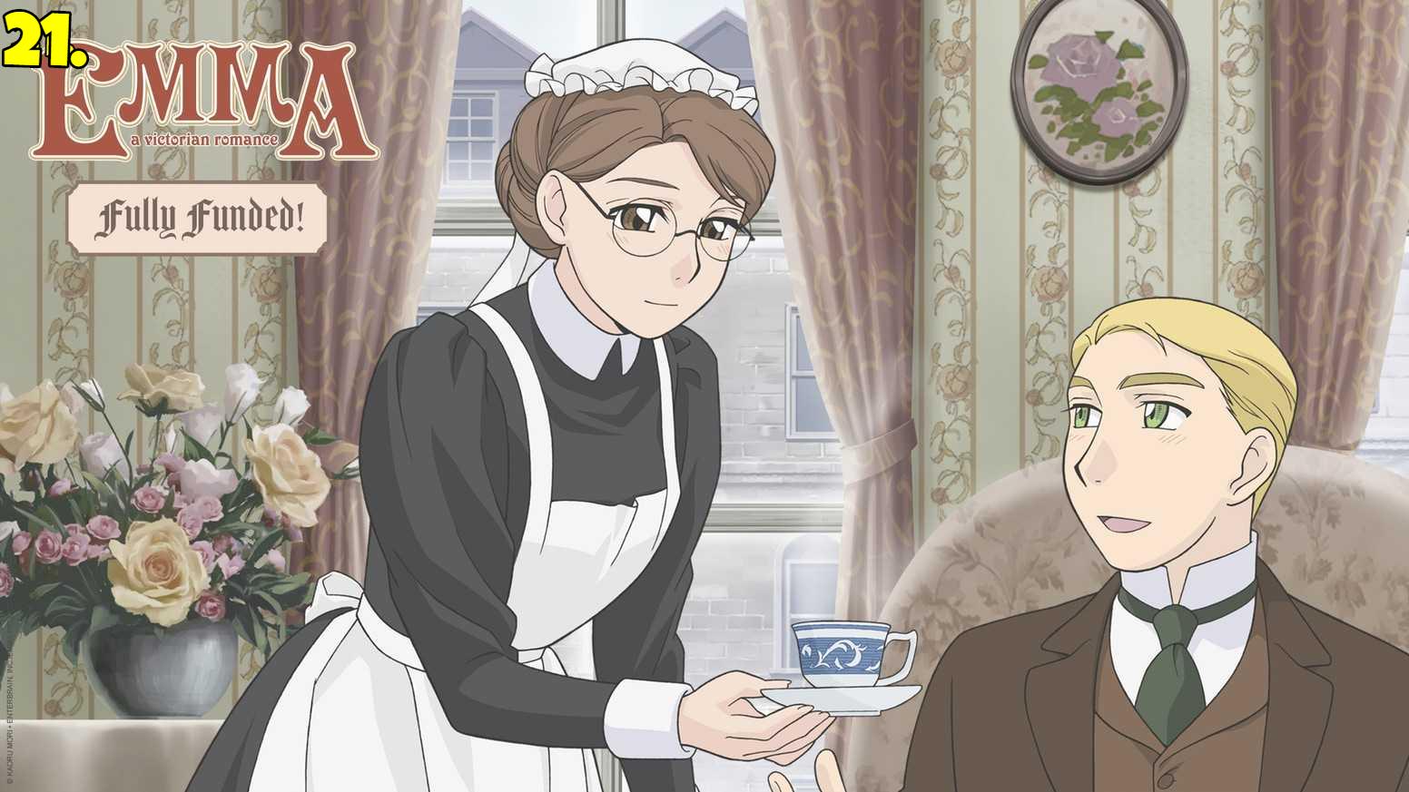 Emma-A Victorian Romance