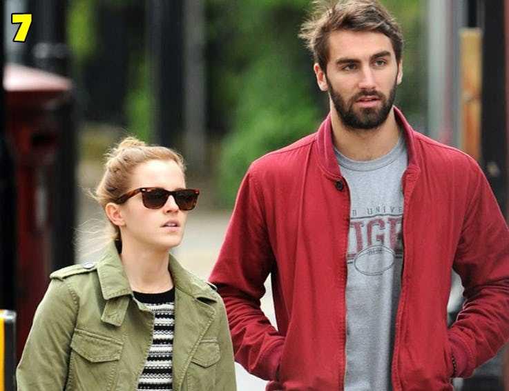 Emma Watson And Matthew Janney Dating