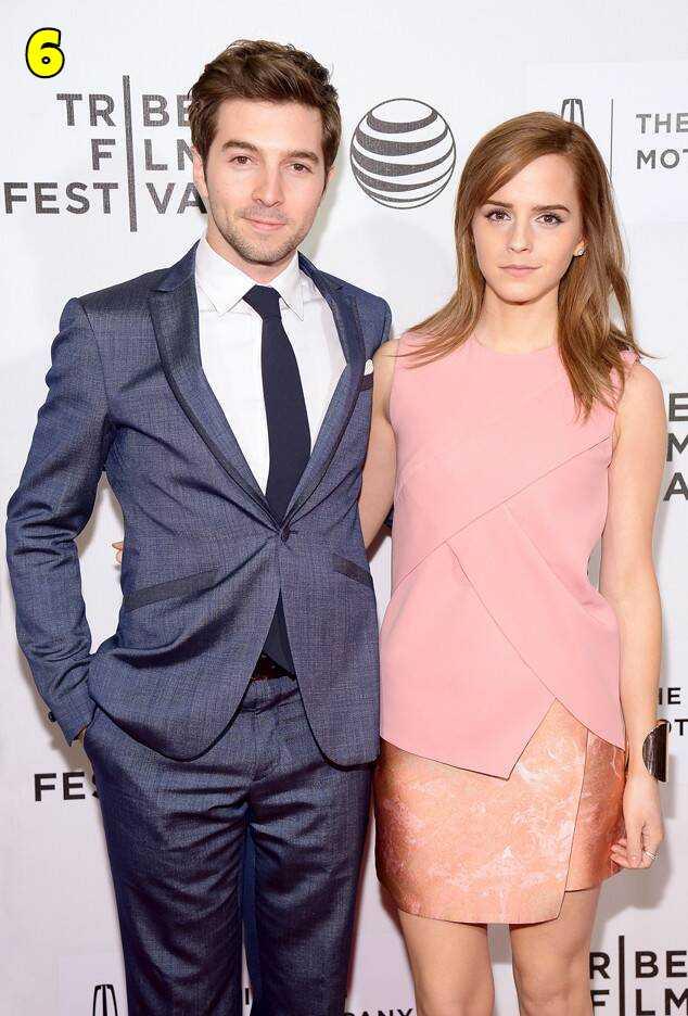 Emma Watson And Roberto Aguire Dating