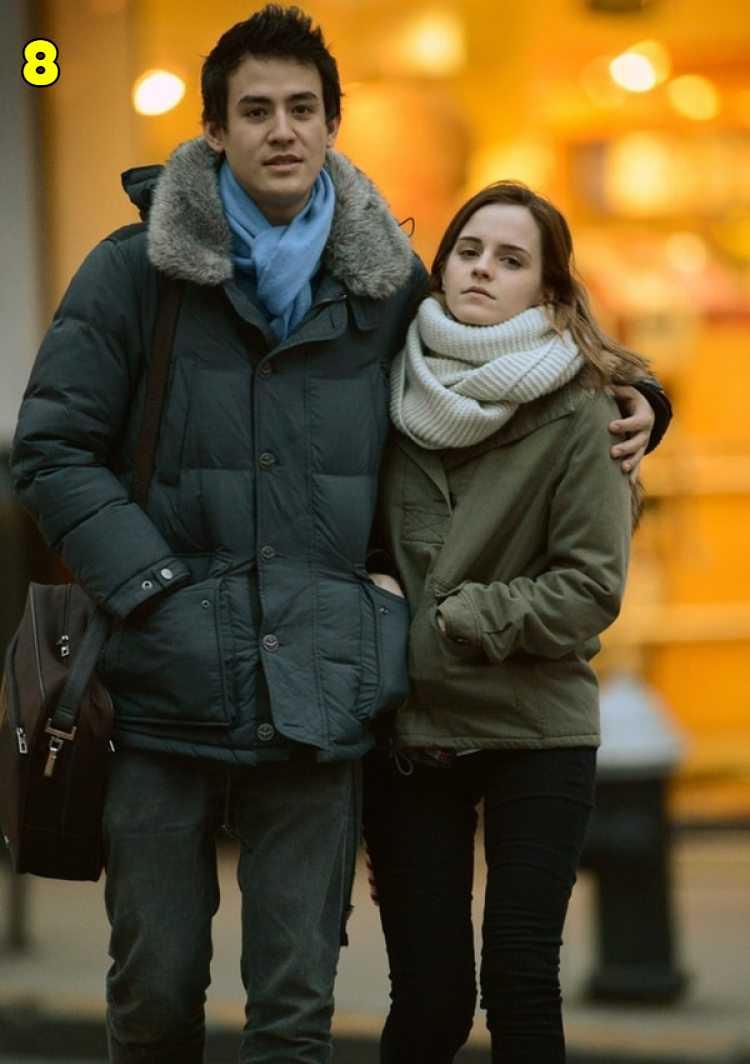 Emma Watson And Will Adamowicz Dating