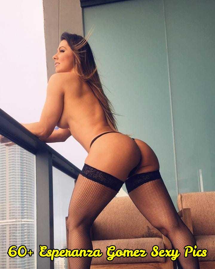 Esperanza Gomez ass