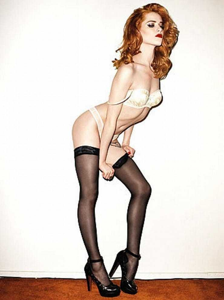 Evan Rachel Wood bikini pic
