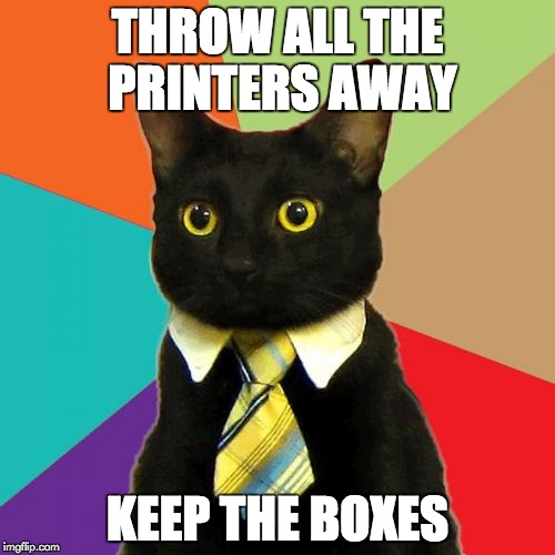 Funny Business Cat memes
