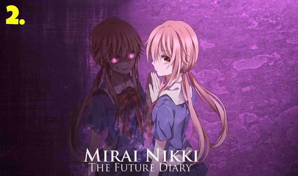 Future Diary Mirai Nikki