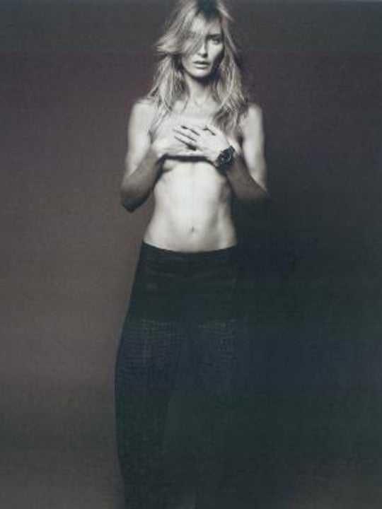 Georgina Grenville topless