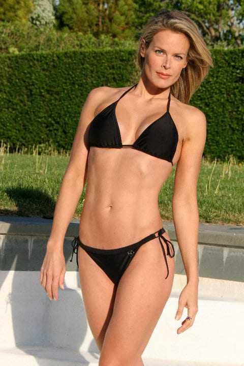 Heidi Albertsen hot look