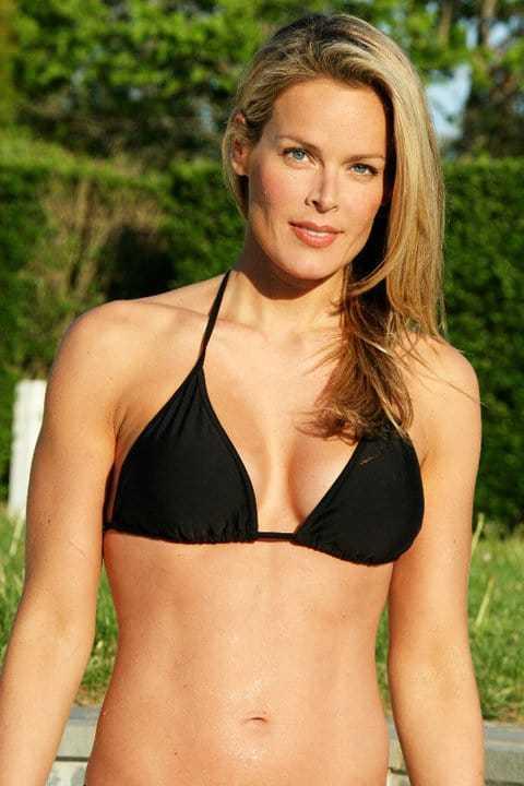 Heidi Albertsen sexy navel