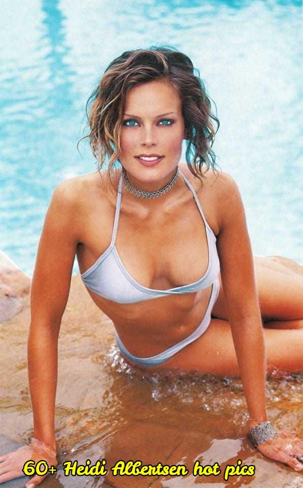 Heidi Albertsen sexy pictures