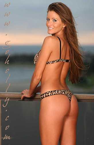 Holly Weber butt