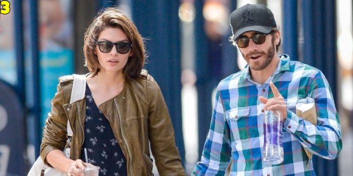 Jake Gyllenhaal And Alyssa Miller Dating