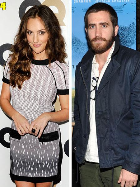 Jake Gyllenhaal And Minka Kelly Dating