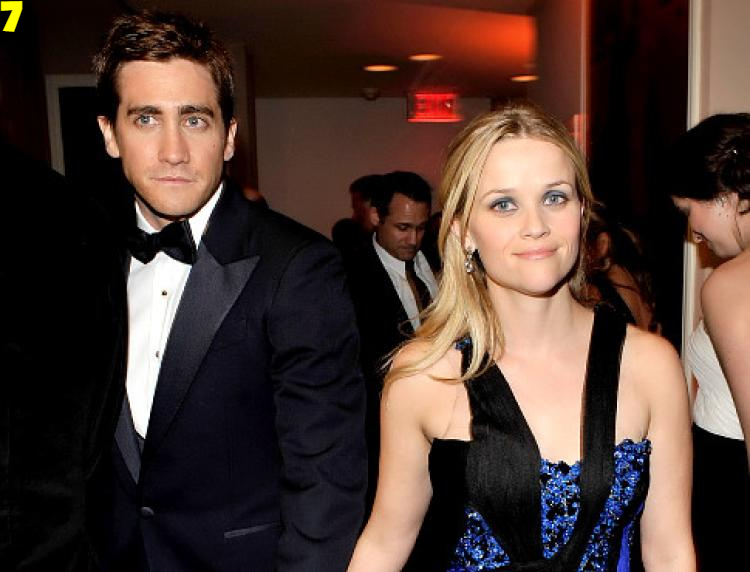 Jake Gyllenhaal And Reese Witherspoon Dating