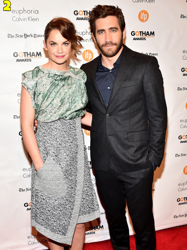 Jake Gyllenhaal And Ruth Wilson Dating