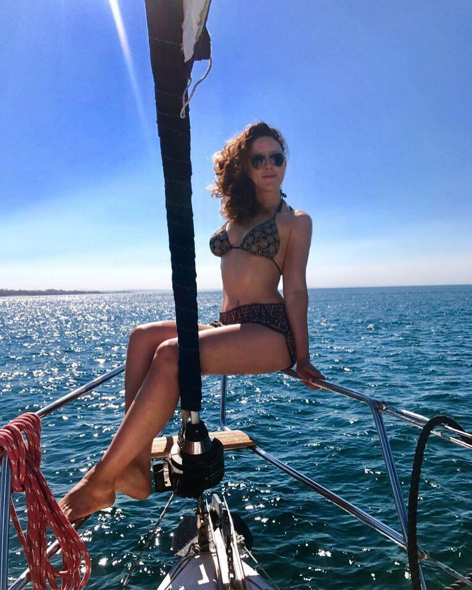 Jasmin Wagner bikini