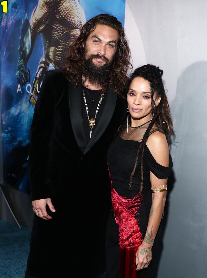Jason Momoa And Lisa Bonet Dating