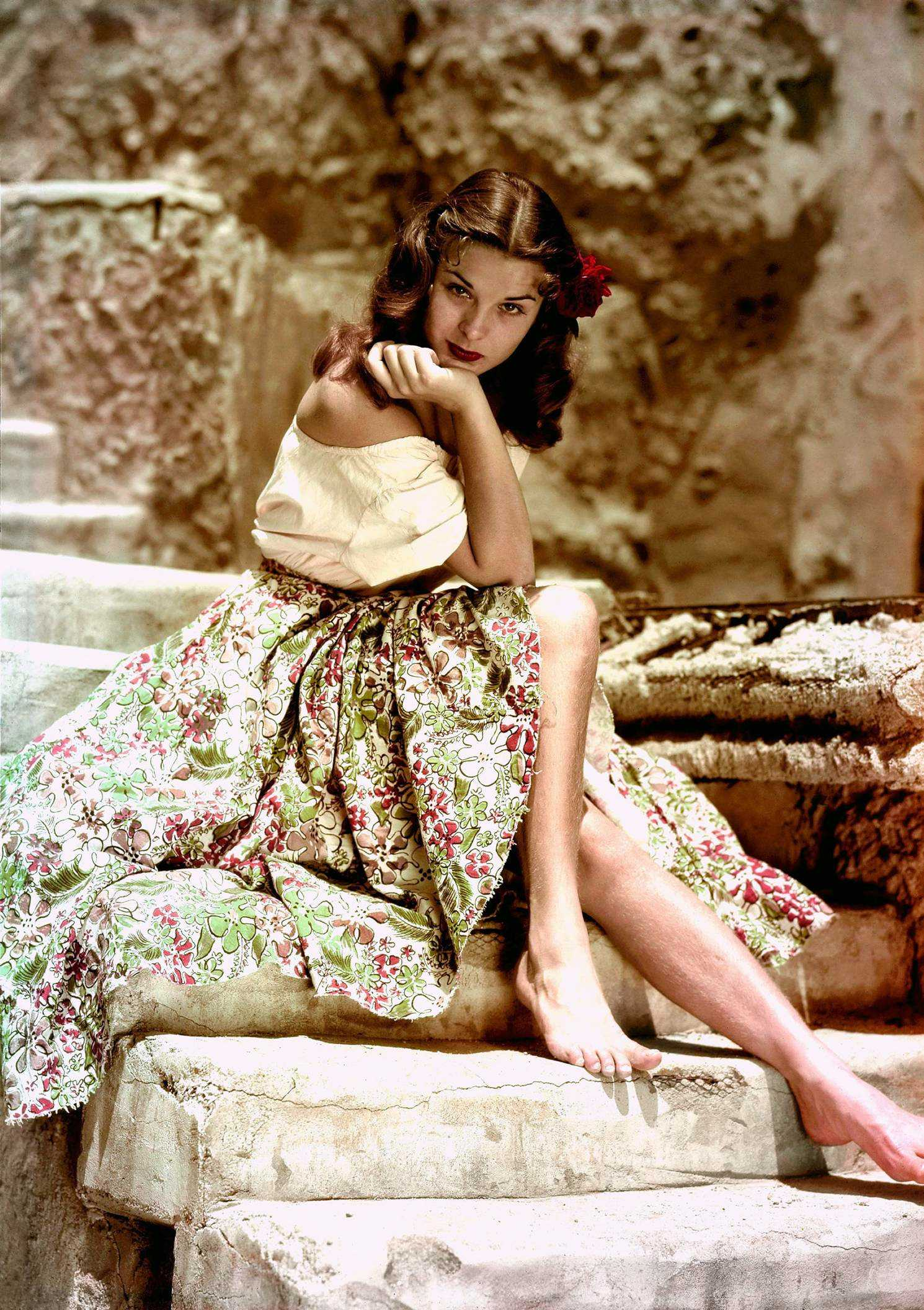 Jean Peters awesome (2)
