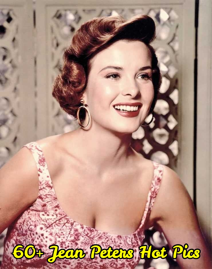 Jean Peters awesome