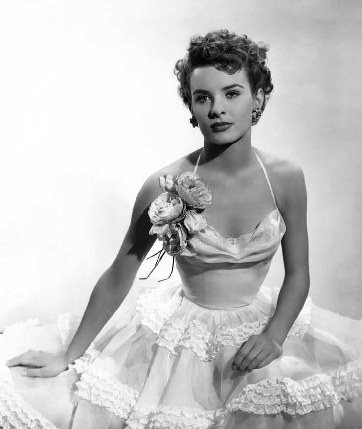 Jean Peters lovely
