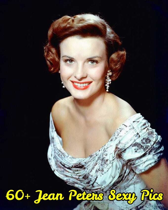 Jean Peters smile