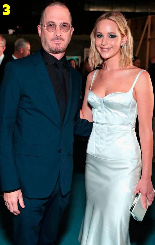 Jennifer-Lawrence-And-Darren-Aronofsky-Dating
