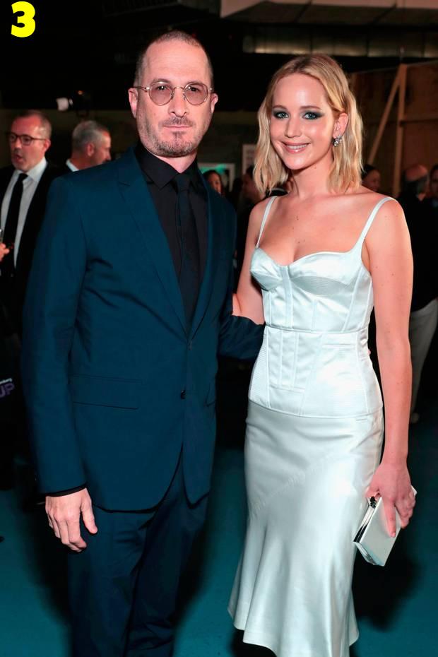 Jennifer Lawrence And Darren Aronofsky Dating