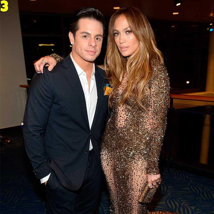 Jennifer Lopez And Casper Smart Dating