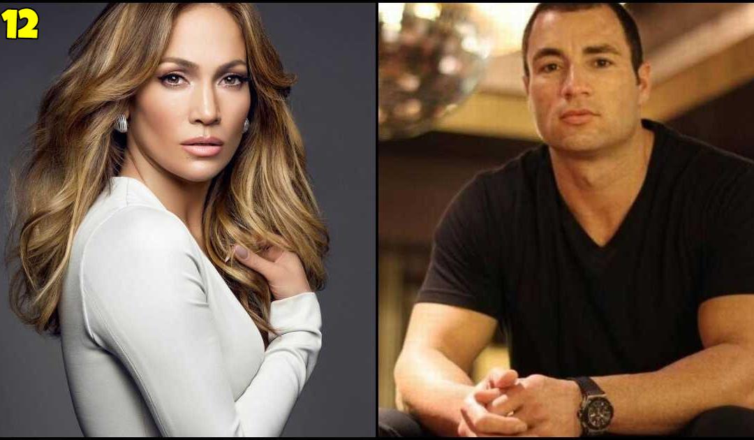 Jennifer Lopez And Chris Paciello Dating