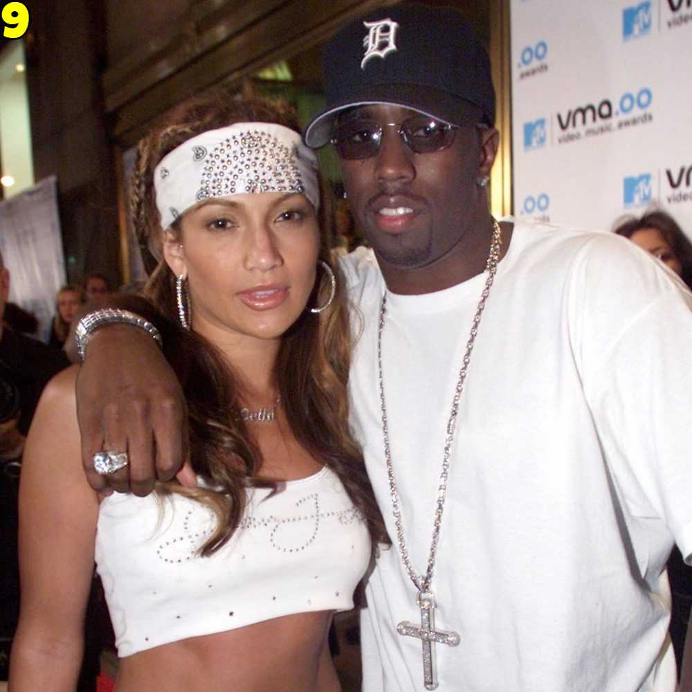 Jennifer Lopez And 'Diddy' Combs Dating