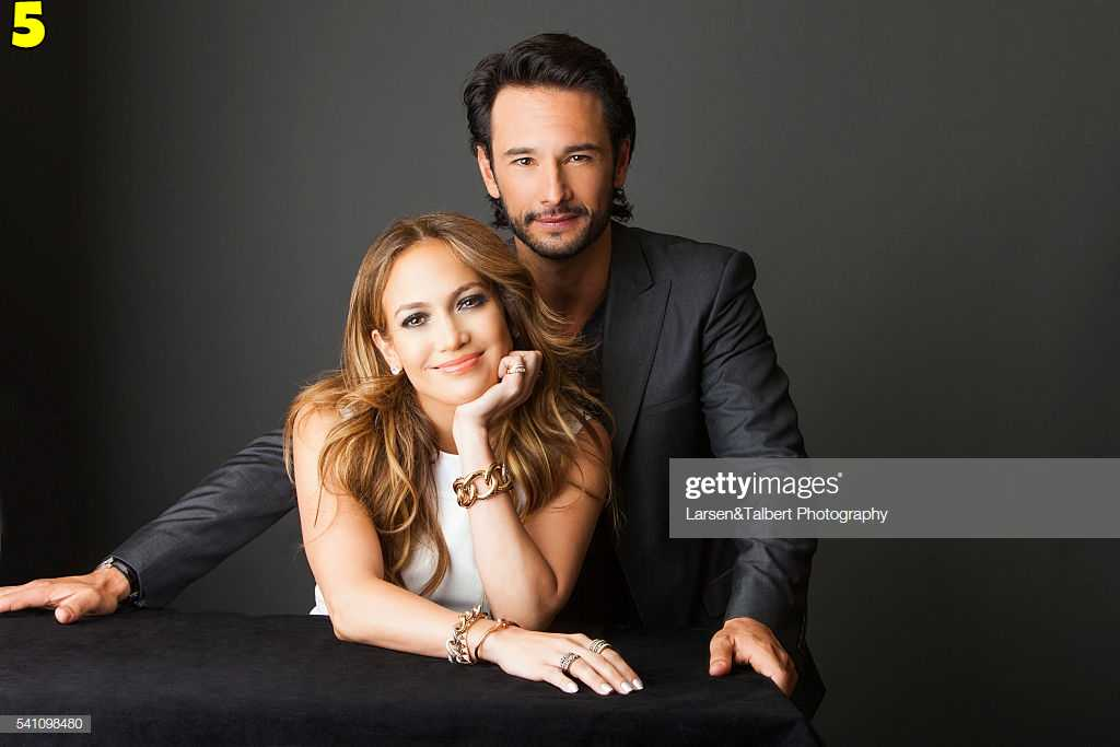 Jennifer Lopez And Rodrigo Santoro Dating