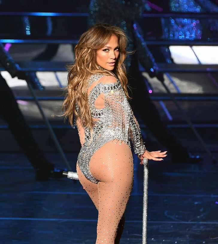 Jennifer Lopez butt