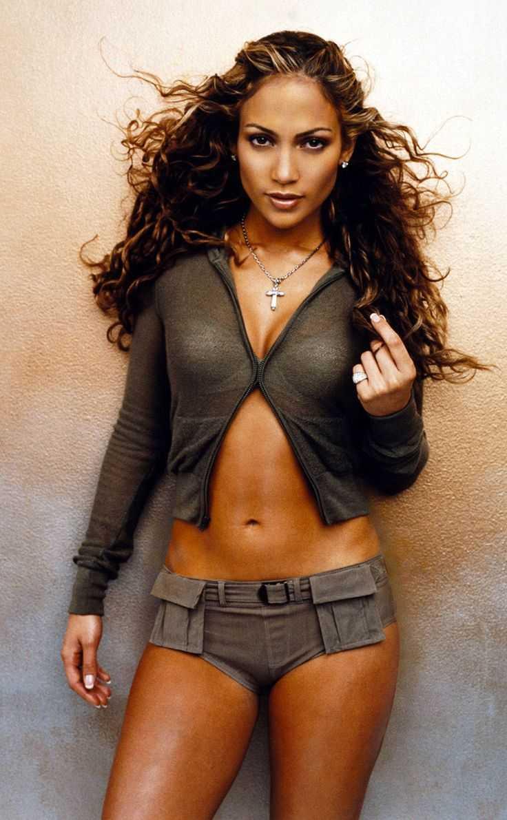Jennifer Lopez sexy photo