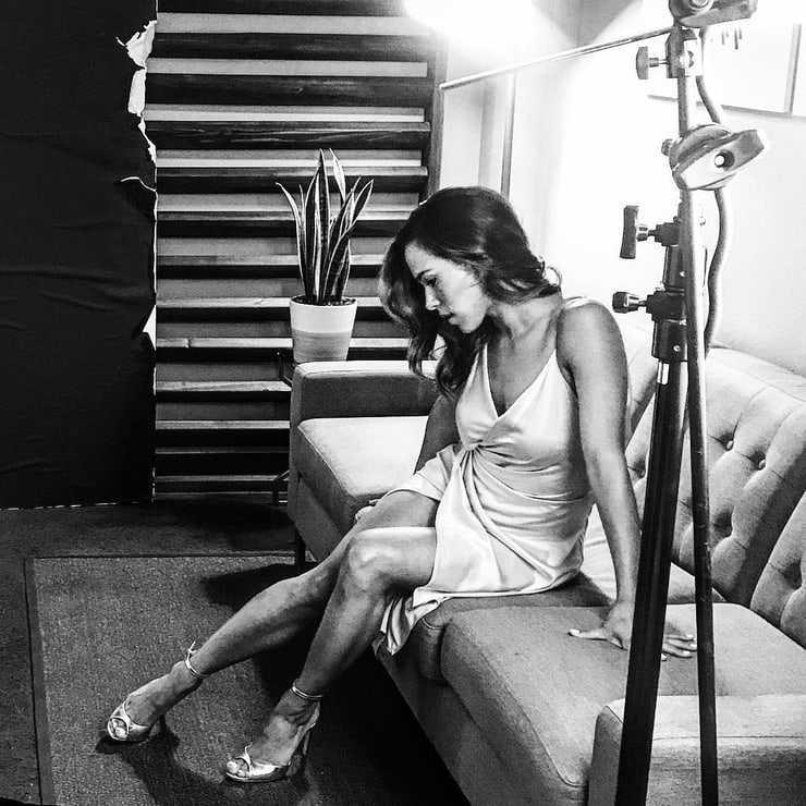Jessica Camacho hot feet